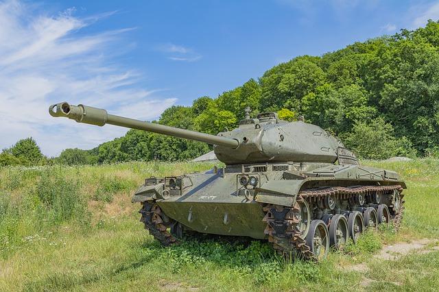 Sovětský tank