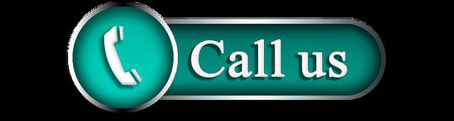 nápis call us