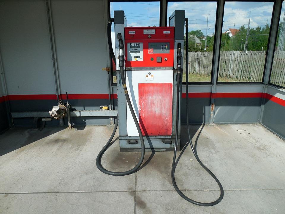 pumpa nafty